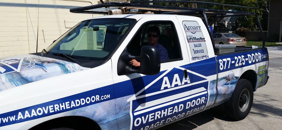 AAA Overhead Door Inc. Jacksonville